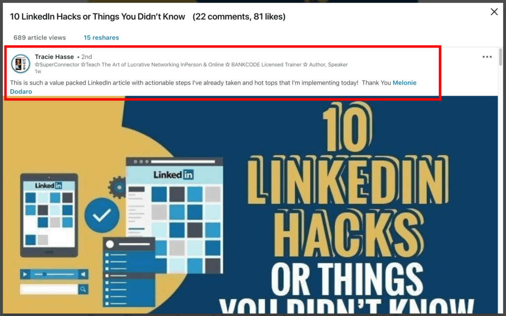 17 LinkedIn Ninja Tricks Experts Haven't Taught You Yet