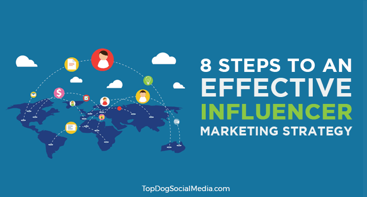 8 Steps to an Effective Influencer Marketing Strategy