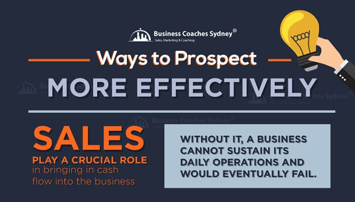 8 Proven Ways to Prospect Effectively (Infographic)